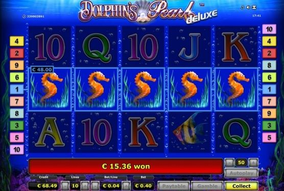 sizzling hot online casino dolphin pearls