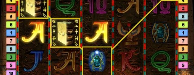 Novoline Book of Ra Spiel