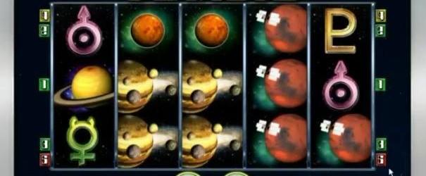 Merkur Planets Spiel